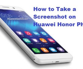 Huawei Honor screenshot tips & tricks