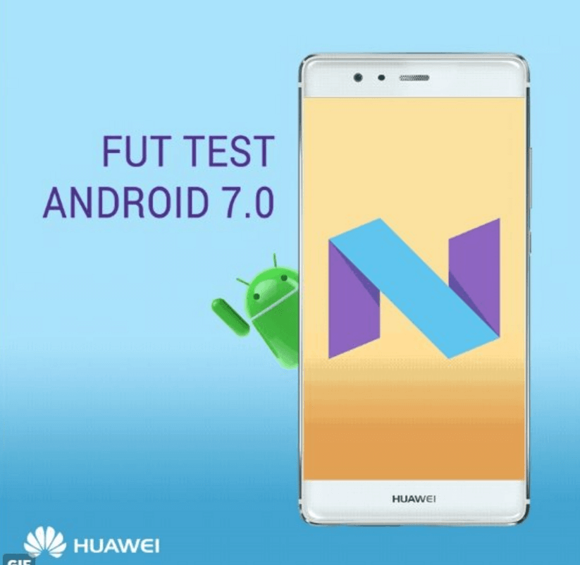 Huawei Nova Honor 6X Nougat beta