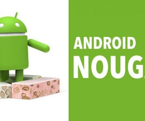 Android 7.0 Nougat update1