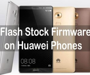 flash stock rom Huawei Honor phones1