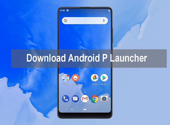 Android Pixel Launcher APK download1 copy