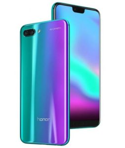 Honor 10 features