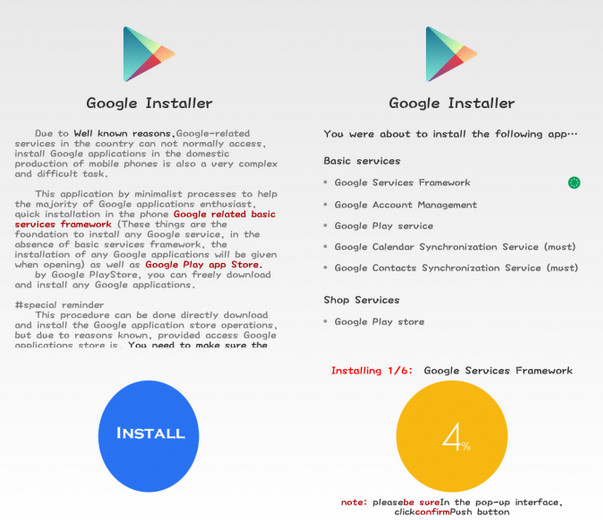 Google Installer APK Download