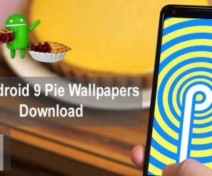 Android 9 Pie Wallpapers download