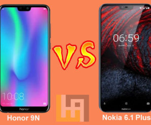 Honor 9N vs Nokia 6.1 Plus Compare