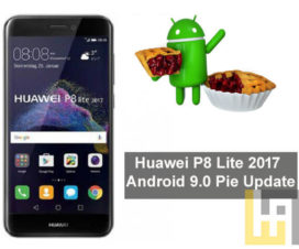 Huawei P8 Lite 2017 Android 9.0 Pie Update download